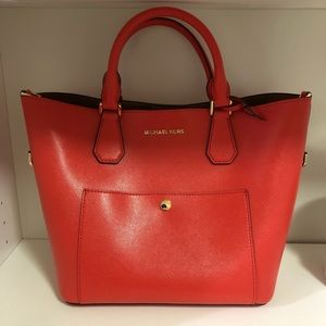 Michael Kors Greenwich Mandarin Bag
